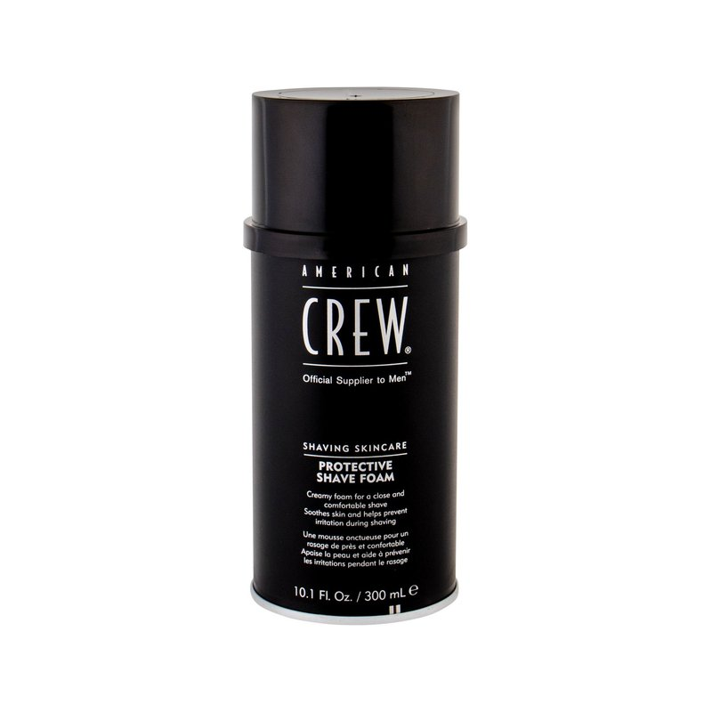 American Crew Shaving Skincare Protective Shave Foam - pěna na holení Objem: 300 ml