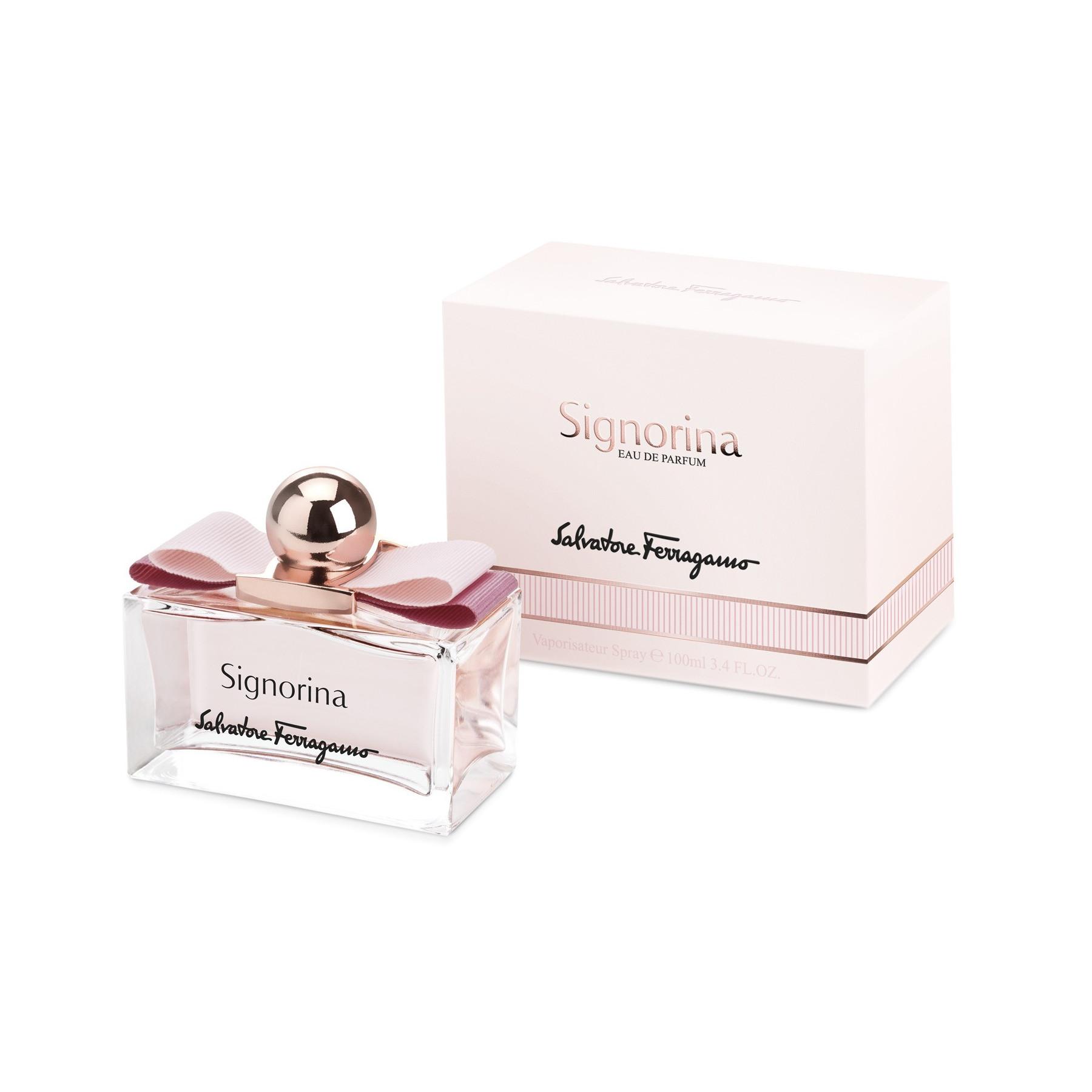 Salvatore Ferragamo Signorina - parfémová voda W Objem: 50 ml