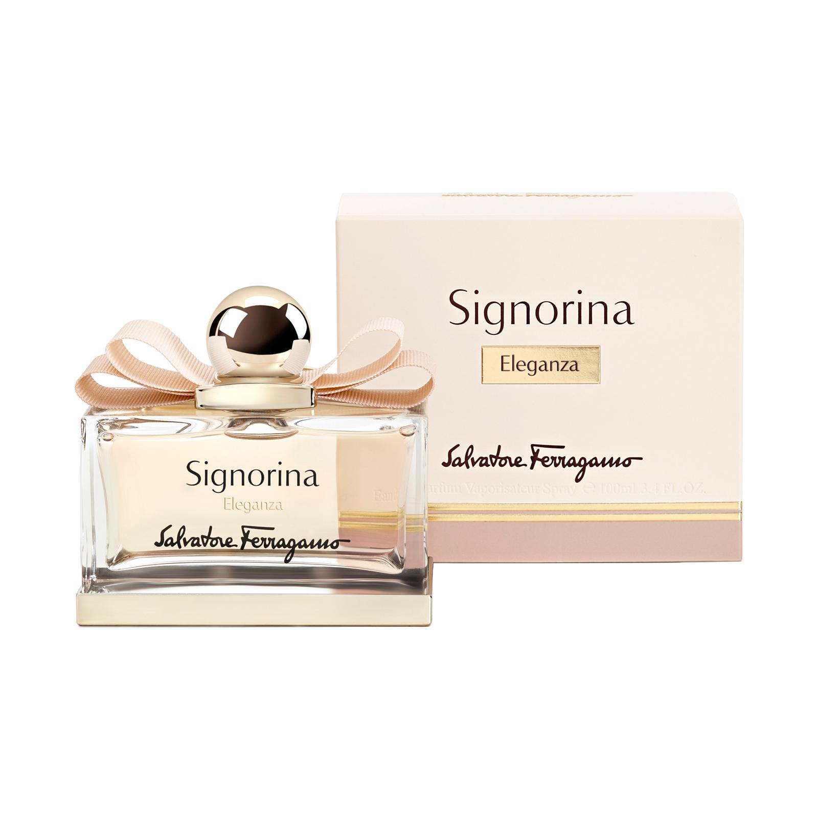 Salvatore Ferragamo Signorina Eleganza - parfémová voda W Objem: 50 ml