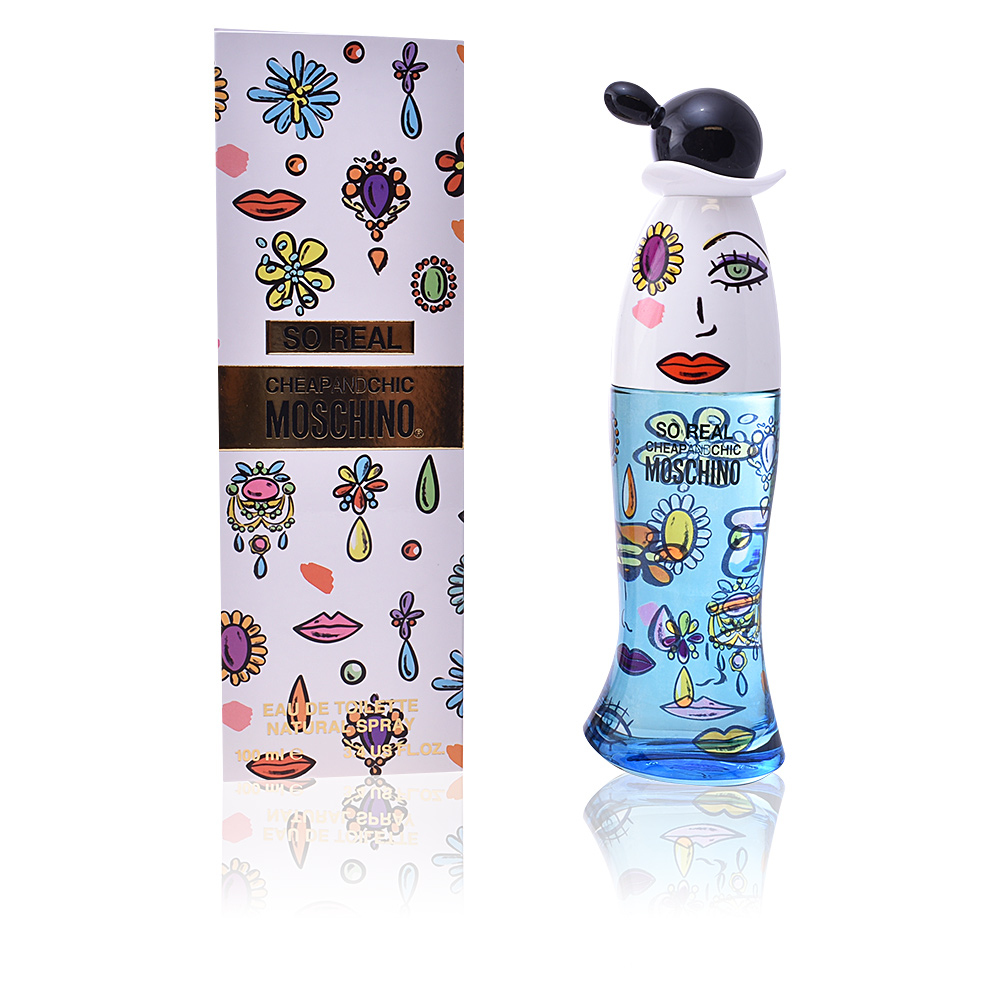 Moschino So Real Cheap & Chic - toaletní voda W Objem: 30 ml