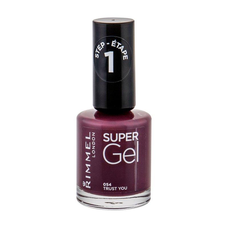 Rimmel London Super Gel STEP1 - (054 Trust You) lak na nehty W Objem: 12 ml