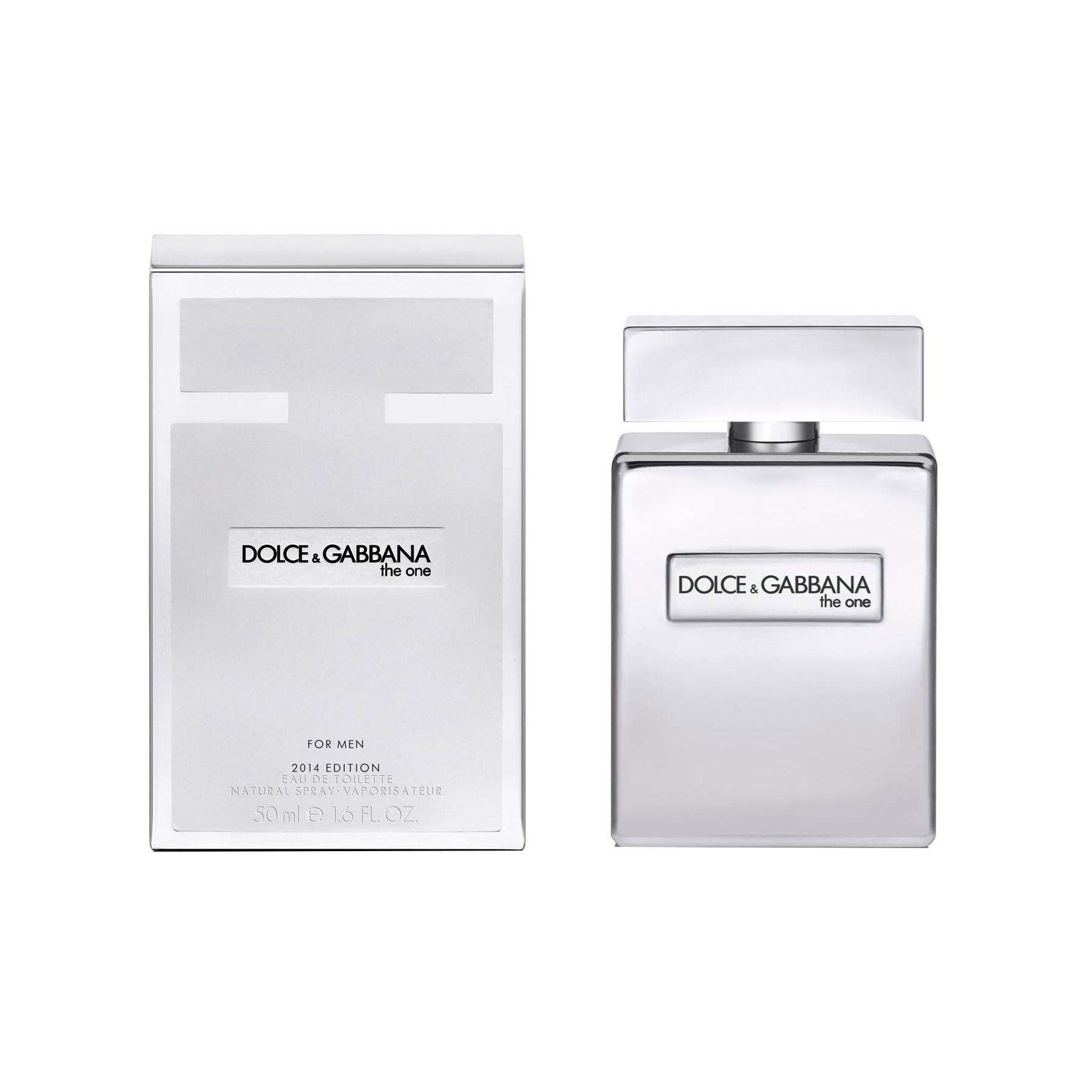 Dolce & Gabbana The One 2014 - toaletní voda M Objem: 50 ml