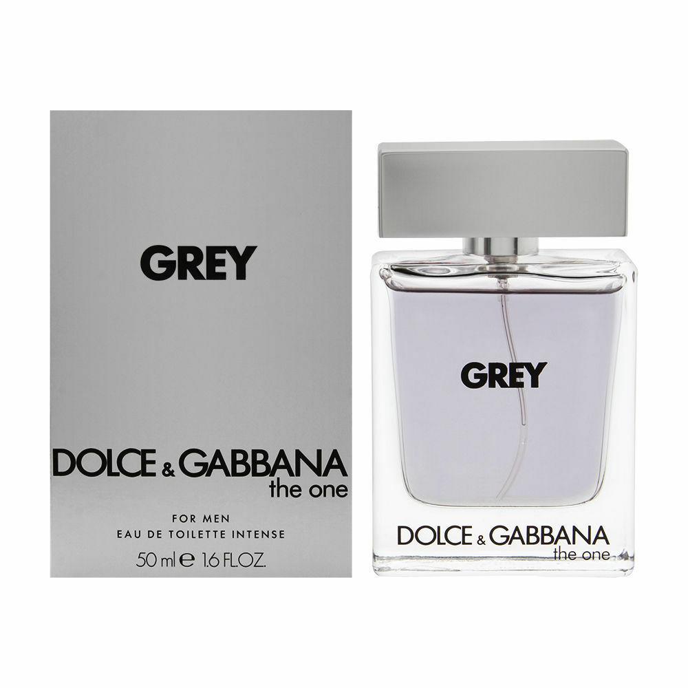 Dolce & Gabbana The One Grey Intense - toaletní voda M Objem: 30 ml