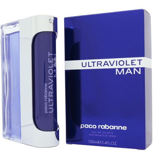 Paco Rabanne Ultraviolet Man - toaletní voda M Objem: 100 ml