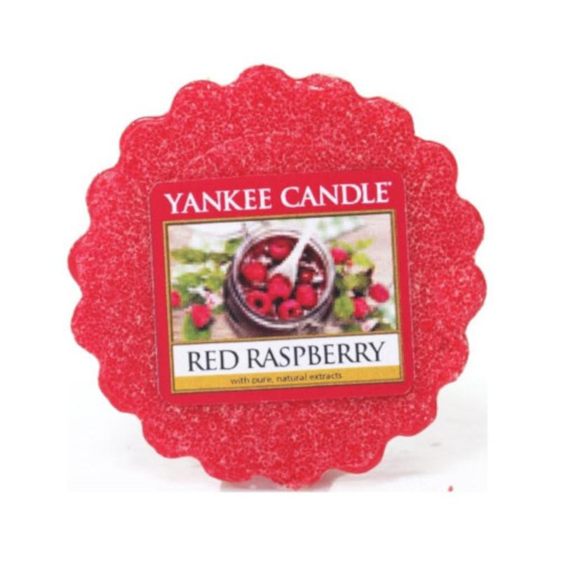 Levně Yankee Candle Vonný vosk Red Raspberry UNI Objem: 22 ml