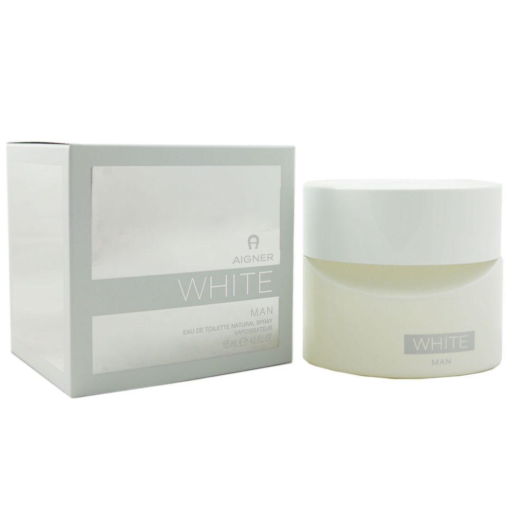 Aigner White Man - toaletní voda M Objem: 125 ml