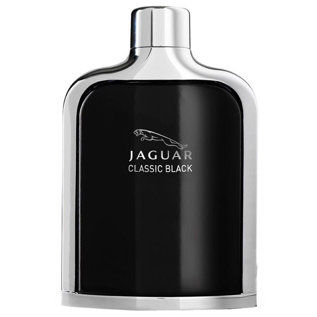Jaguar Classic Black - (TESTER) toaletní voda Objem: 100 ml