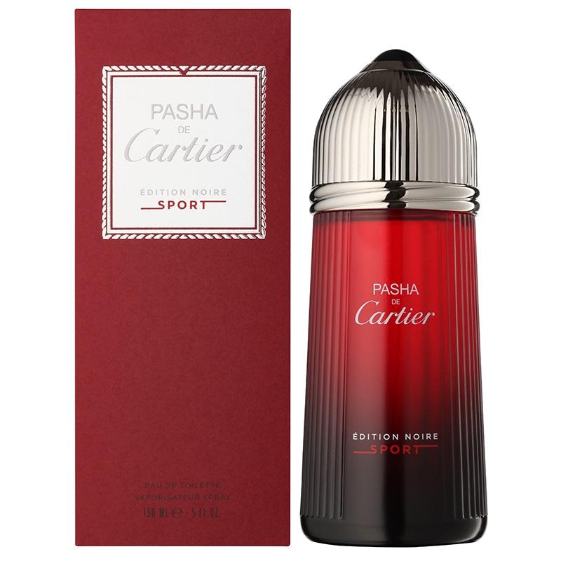 Cartier Pasha de Cartier Edition Noire Sport - toaletní voda M Objem: 50 ml