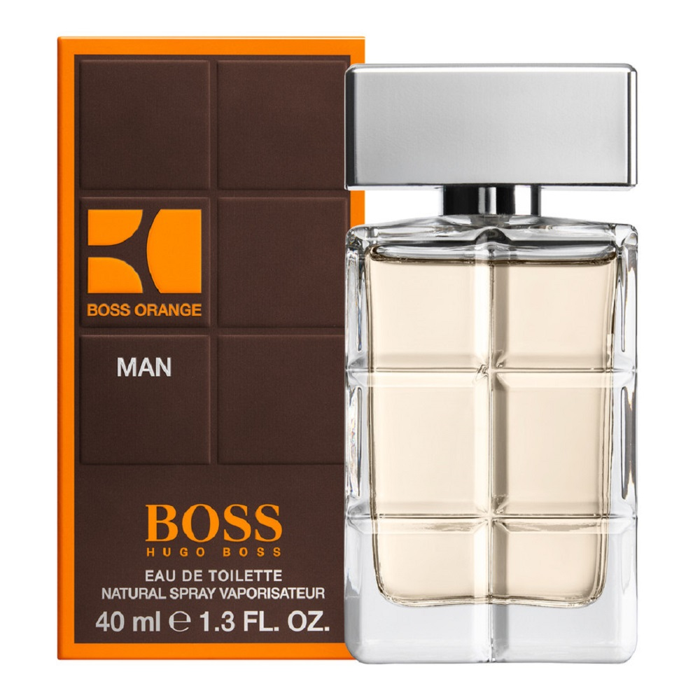 Hugo Boss Orange Man - toaletní voda M Objem: 100 ml