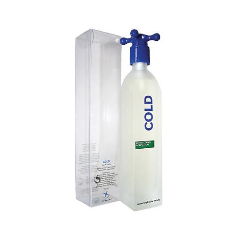 Benetton Cold - toaletní voda M Objem: 100 ml