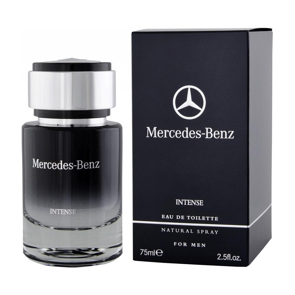 Mercedes Benz Mercedes-Benz Intense - toaletní voda M Objem: 120 ml