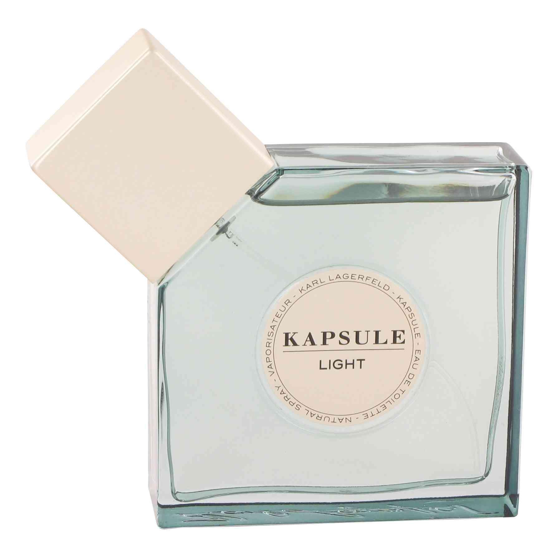 Karl Lagerfeld Kapsule Light - toaletní voda UNI Objem: 30 ml