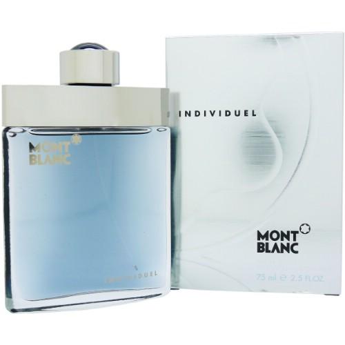 Mont Blanc Individuel - toaletní voda Objem: 75 ml