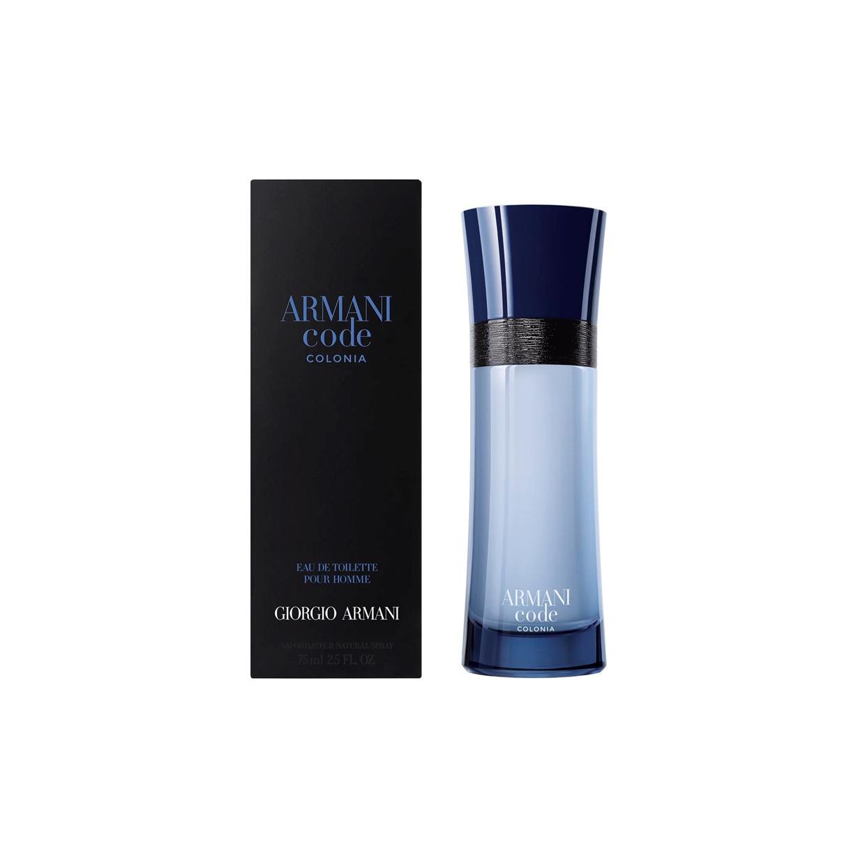 Giorgio Armani Code Colonia - toaletní voda M Objem: 75 ml