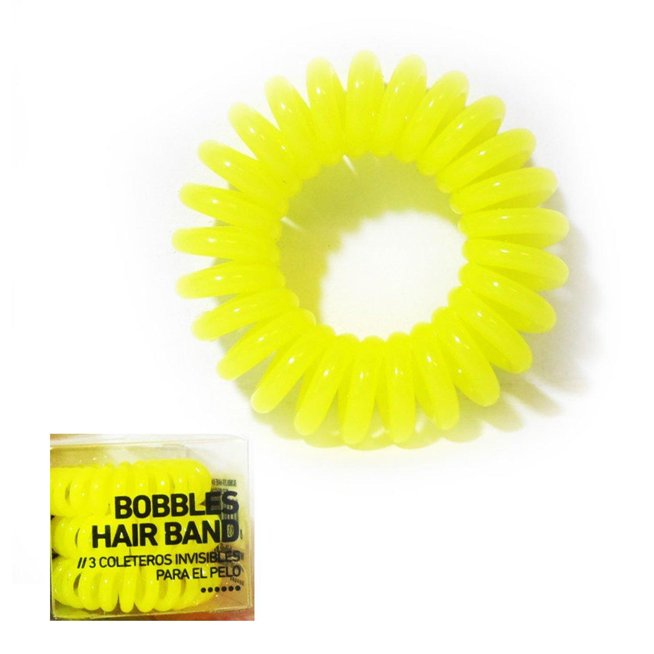 BIFULL Bobbles Hair Band - (Amarillo) žlutá gumička na vlasy W Objem: 1 ks ml
