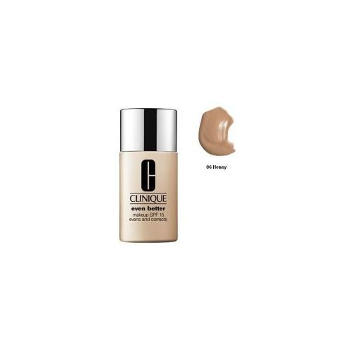 Clinique KOSMETIKA Even Better - Make up SPF15 - (06 Honey) projasňující make-up W Objem: 30 ml