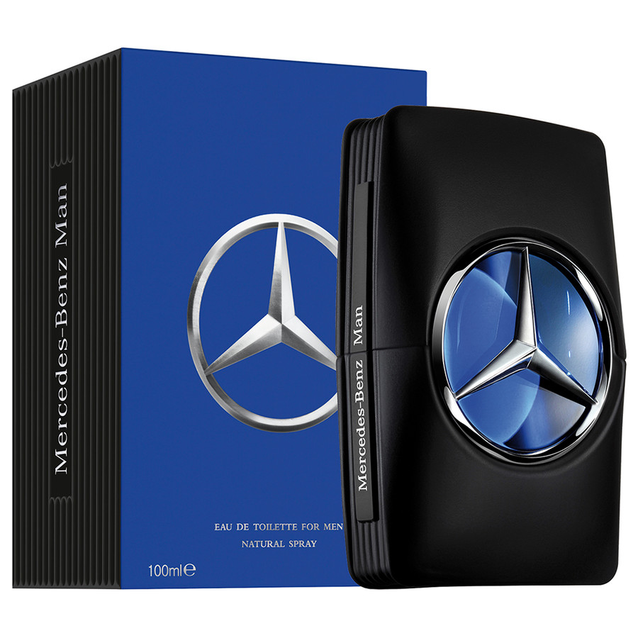 Mercedes Benz Man - toaletní voda M Objem: 50 ml