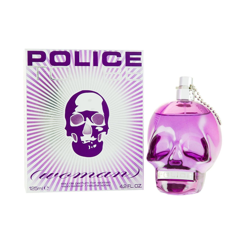 Police To Be Woman - parfémová voda W Objem: 125 ml