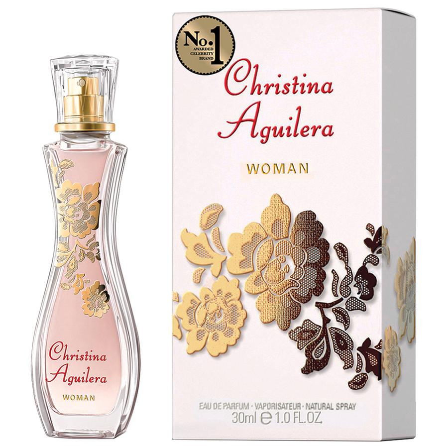 Christina Aguilera Woman - parfémová voda W Objem: 30 ml