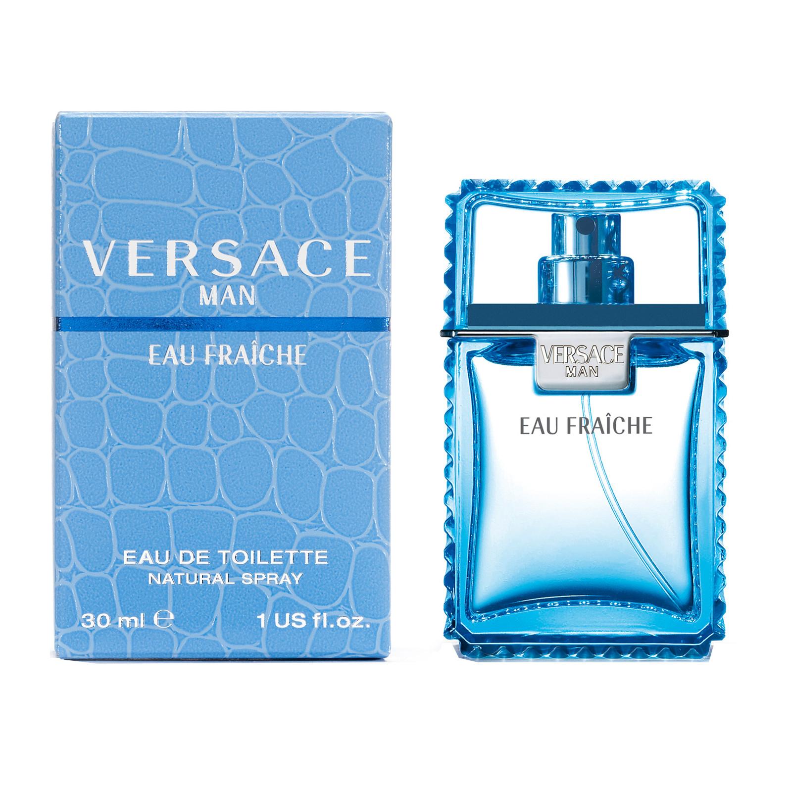Versace Man Eau Fraiche - toaletní voda 5 ml miniatura M Objem: 5 ml