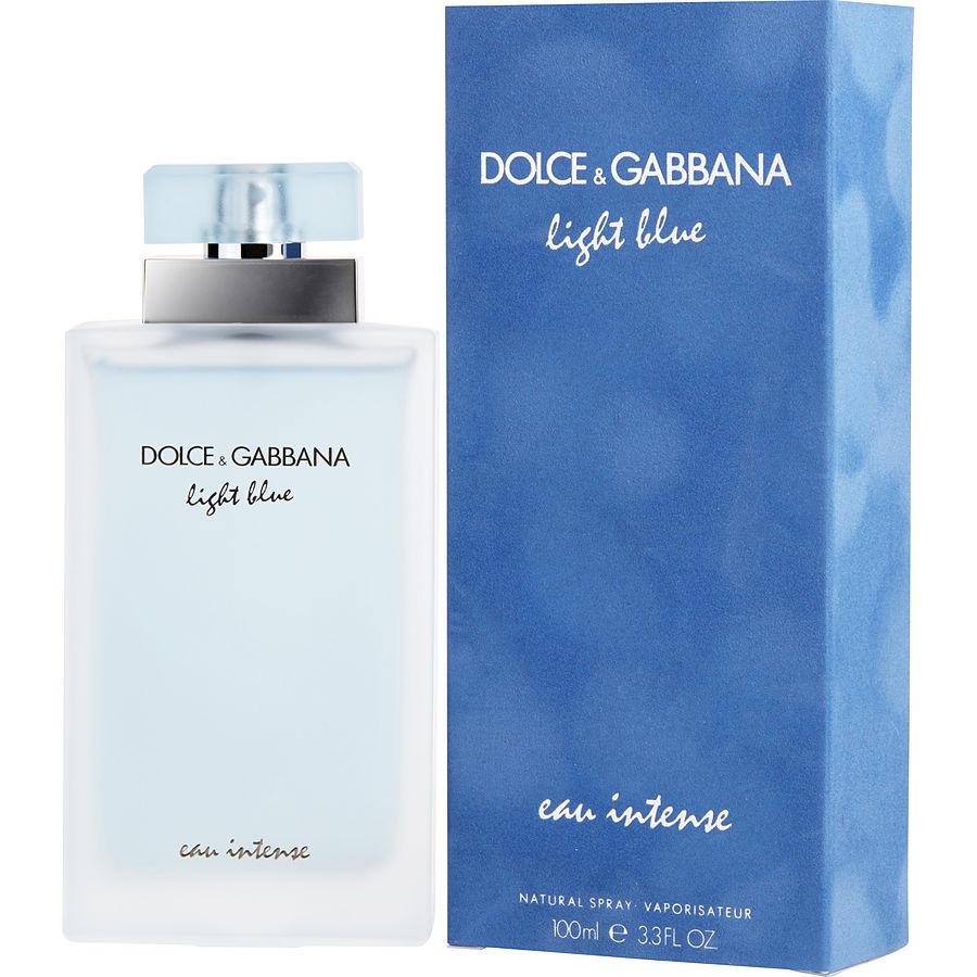 Dolce & Gabbana Light Blue Eau Intense - parfémová voda W Objem: 50 ml