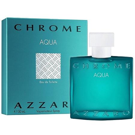 Azzaro Chrome Aqua - toaletní voda M Objem: 50 ml