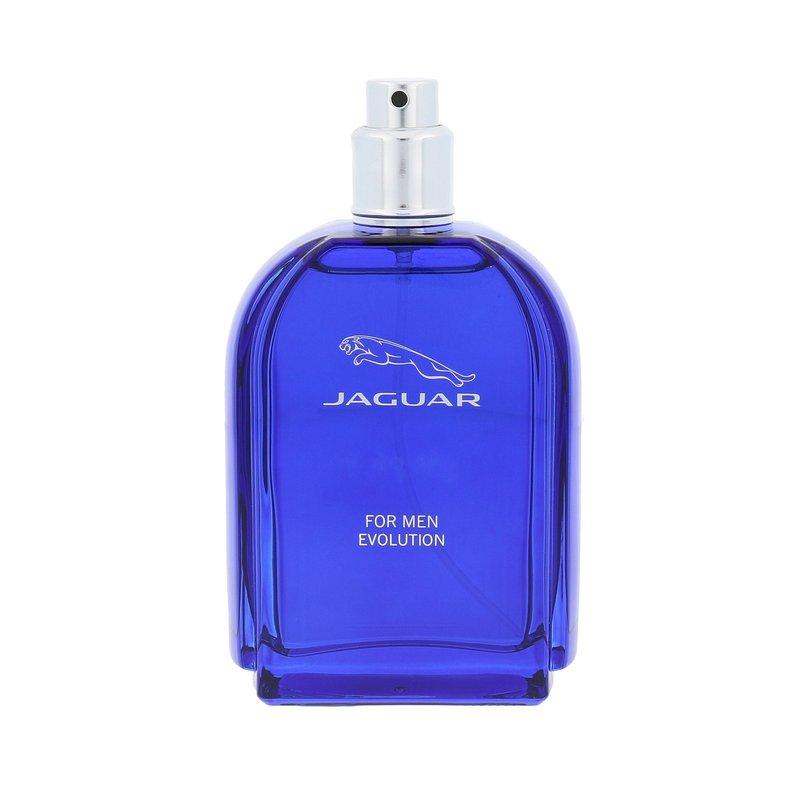 Jaguar For Men Evolution - (TESTER) toaletní voda M Objem: 100 ml