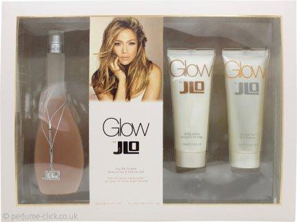 Jennifer Lopez Still - parfémová voda 100 ml + tělové mléko 75 ml + sprchový gel 75 ml dárková sada W Objem: 100 ml
