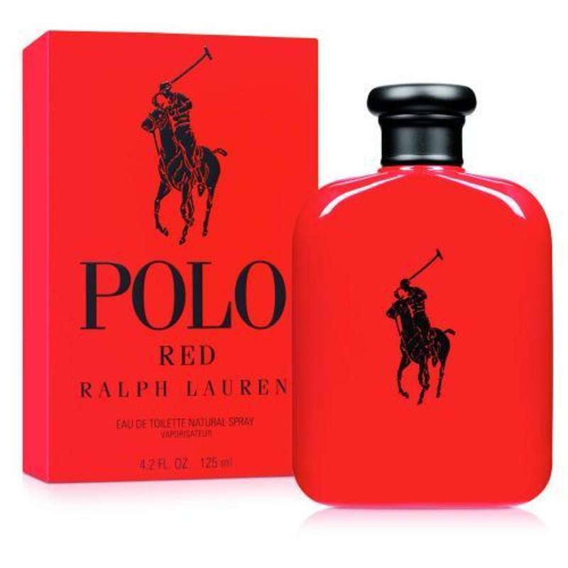 Ralph Lauren Polo Red - toaletní voda M Objem: 125 ml