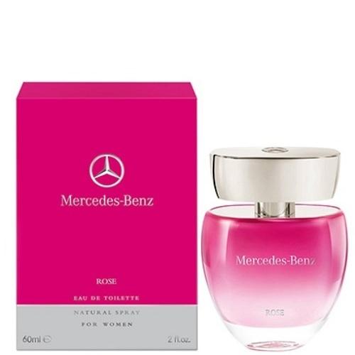 Mercedes Benz Rose - toaletní voda W Objem: 90 ml
