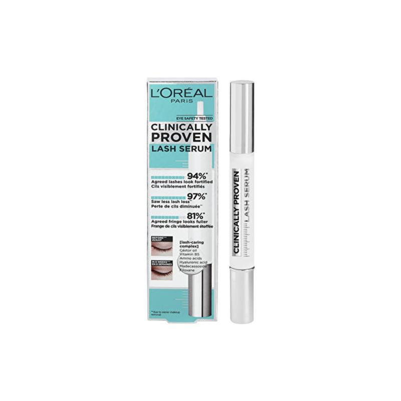 LOREAL Vyživující sérum na řasy Clinically Proven - (Lash Serum) W Objem: 1,9 ml