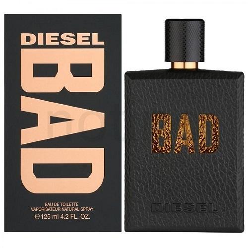 Diesel Bad - Toaletní voda W Objem: 75 ml