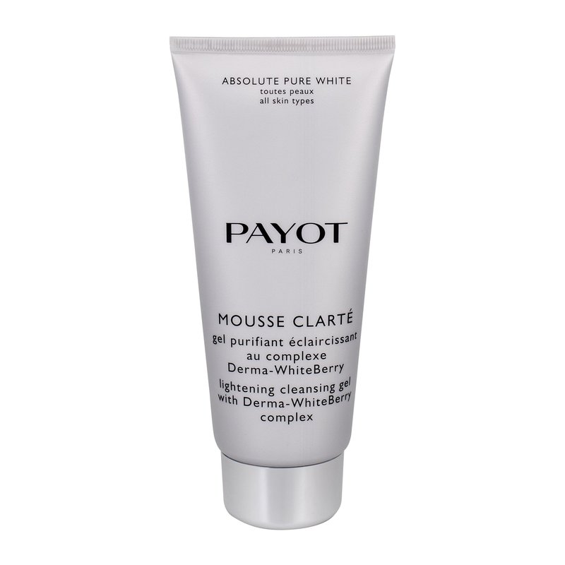 Payot Absolute Pure White Mousse Clarté - Čisticí gel W Objem: 200 ml