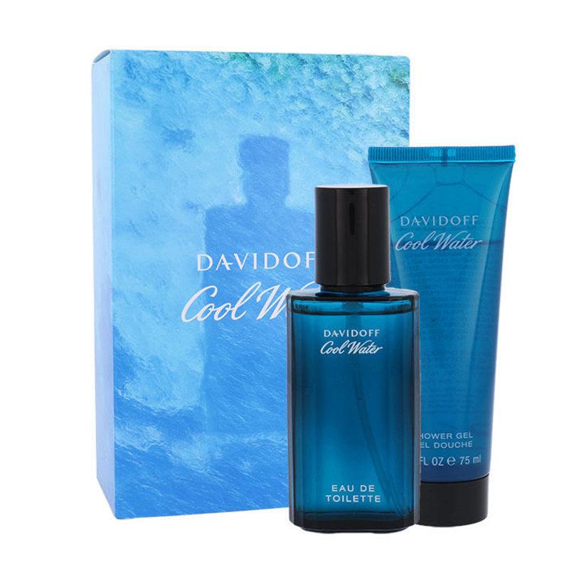 Davidoff Cool Water - toaletní voda M Objem: 125 ml