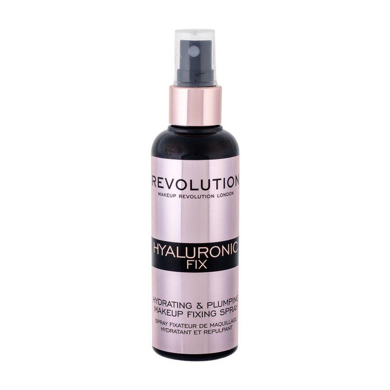 Makeup Revolution London Hyaluronic Fix - fixátor makeupu W Objem: 100 ml