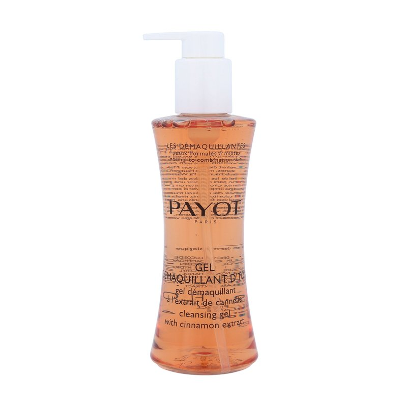 Payot Les Démaquillantes Cleasing Gel With Cinnamon Extract - Čisticí gel W Objem: 200 ml
