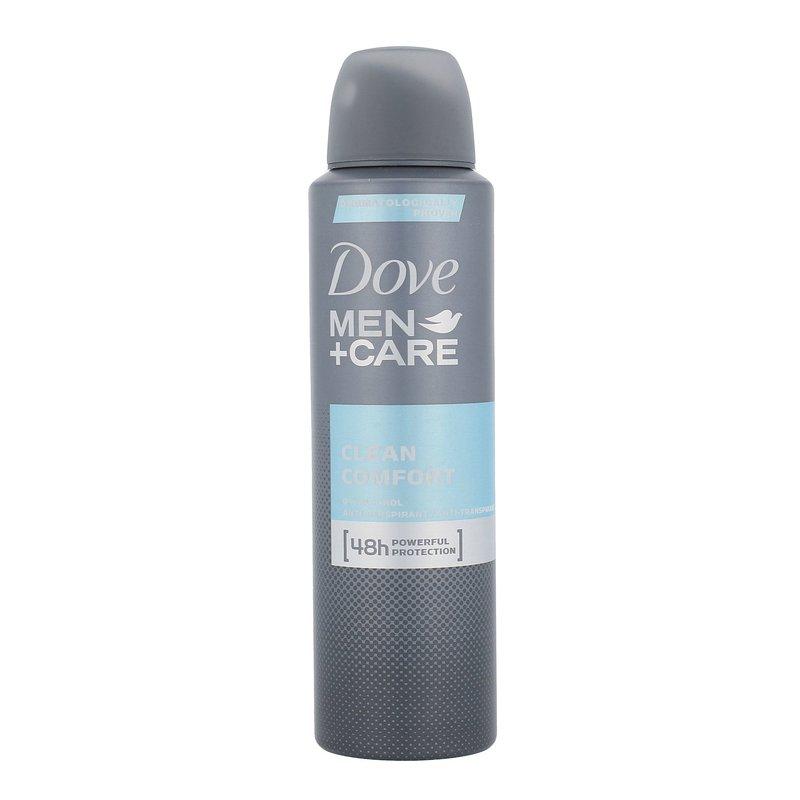Dove Men + Care Clean Comfort - antiperspirant 48h M Objem: 150 ml