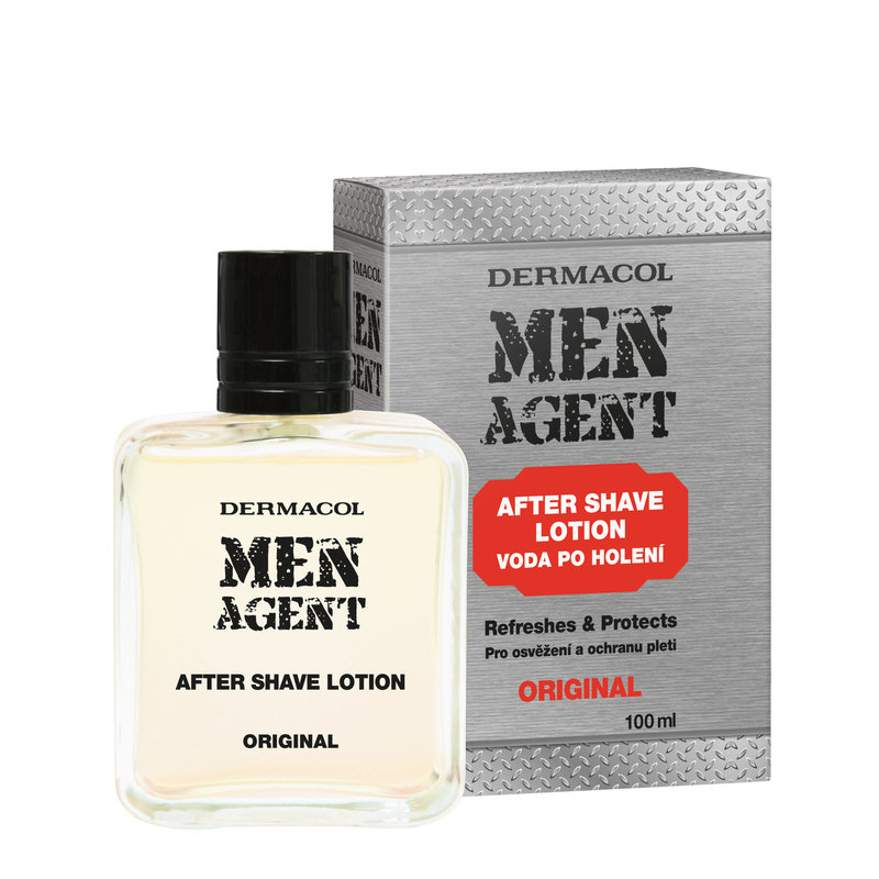 Dermacol Men Agent Original - voda po holení M Objem: 100 ml