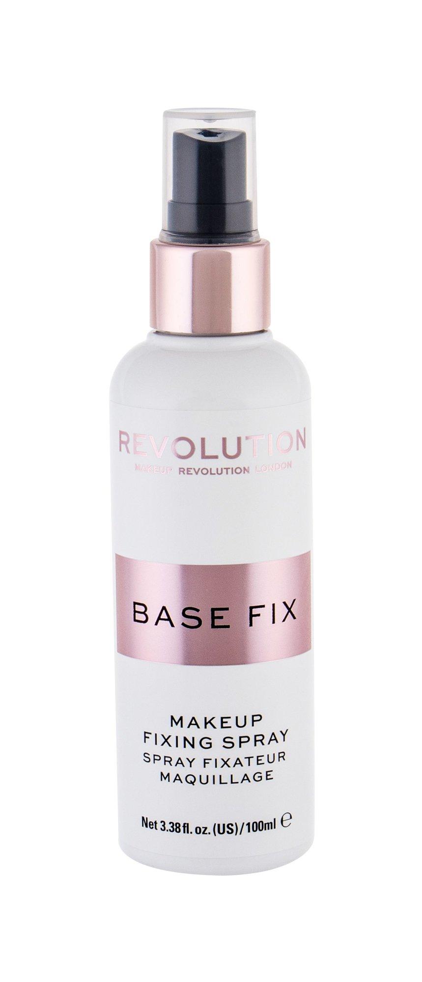 Makeup Revolution London Pro Fix Spray - fixátor makeupu W Objem: 100 ml