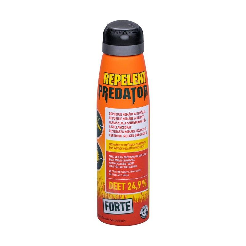 PREDATOR Repelent Forte - repelent UNI Objem: 150 ml