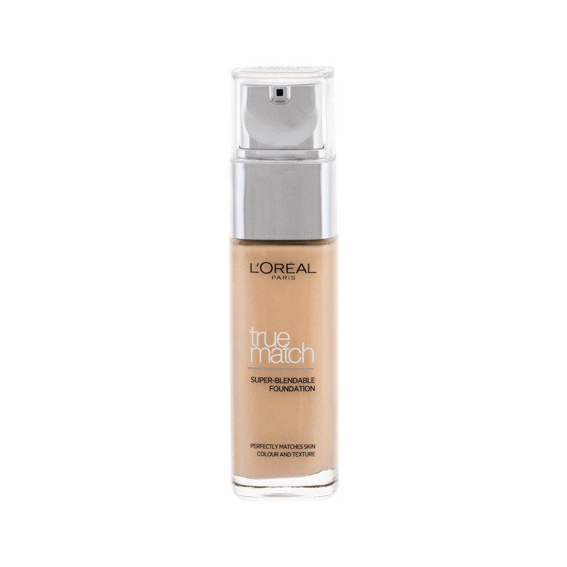 LOREAL True Match SPF17 - (D1-W1 Golden Ivory) makeup W Objem: 30 ml