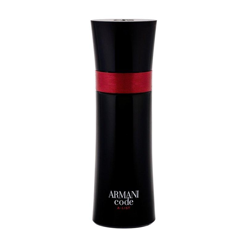 Giorgio Armani Armani Code A-List - toaletní voda M Objem: 75 ml