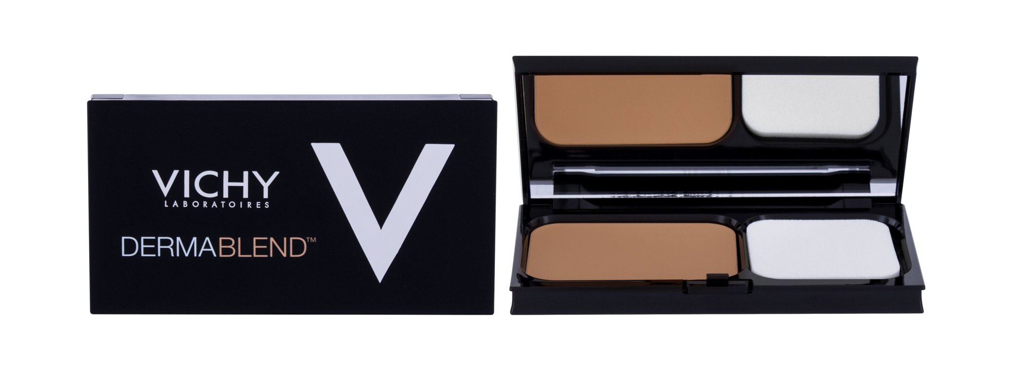 Vichy Dermablend Corrective Compact Cream Foundation - (45 Gold) makeup SPF30 W Objem: 9,5 ml