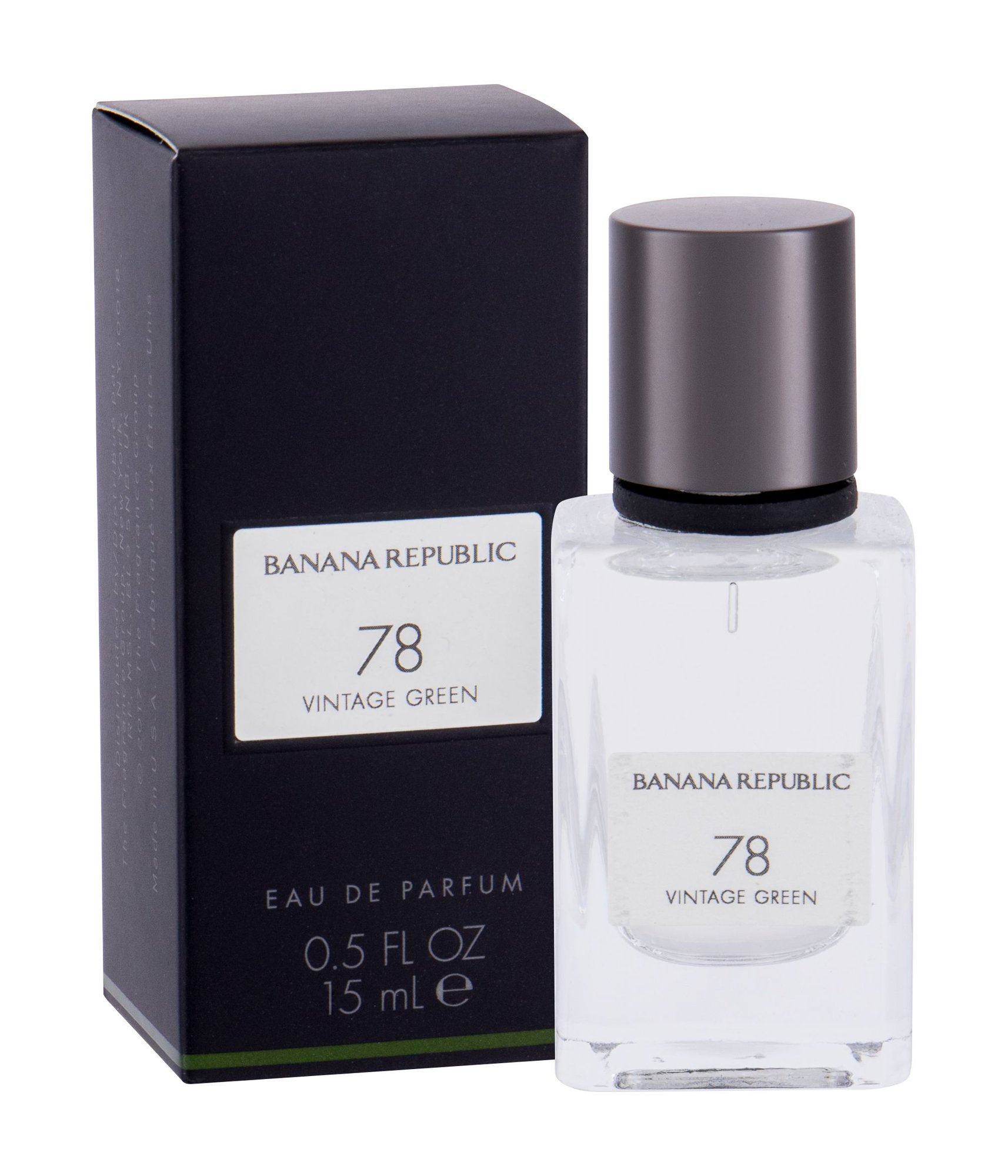Banana Republic Icon Collection 78 Vintage Green - parfémová voda UNI Objem: 15 ml