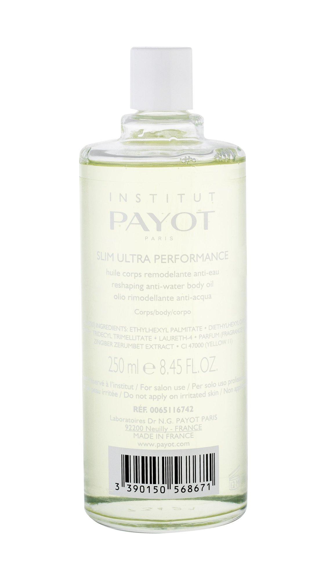 Payot Le Corps Slim Ultra Performance Reshaping Anti-Water Oil - pro zeštíhlení a zpevnění W Objem: 250 ml
