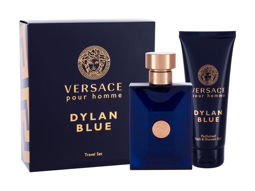 Versace Pour Homme Dylan Blue - toaletní voda 100 ml + sprchový gel 100 ml M Objem: 100 ml