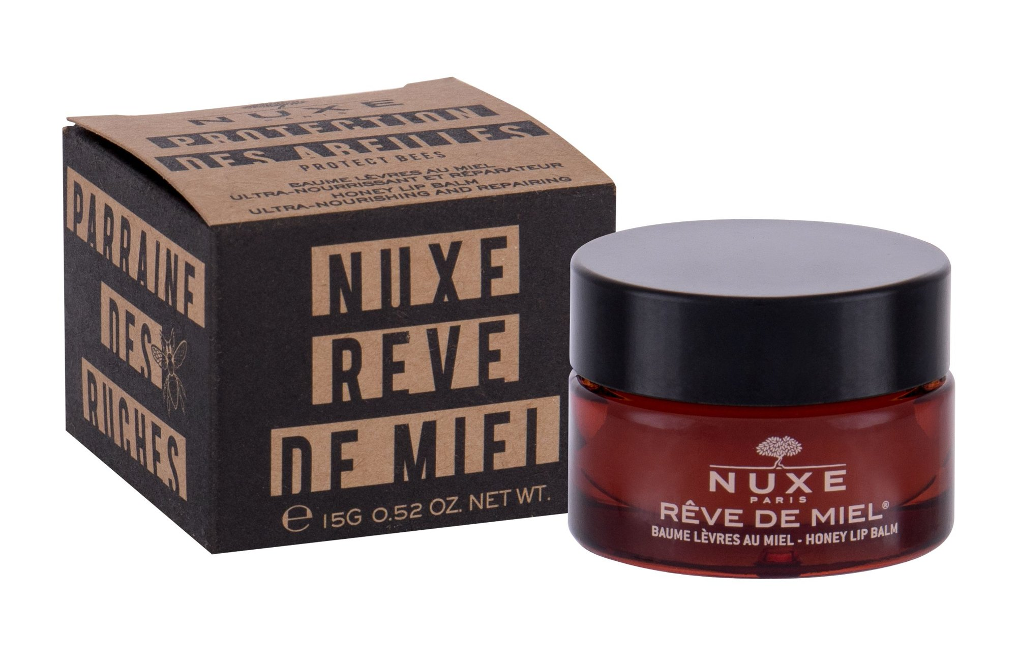 NUXE Reve de Miel Protection Of Bees - balzám na rty Edition W Objem: 15 ml