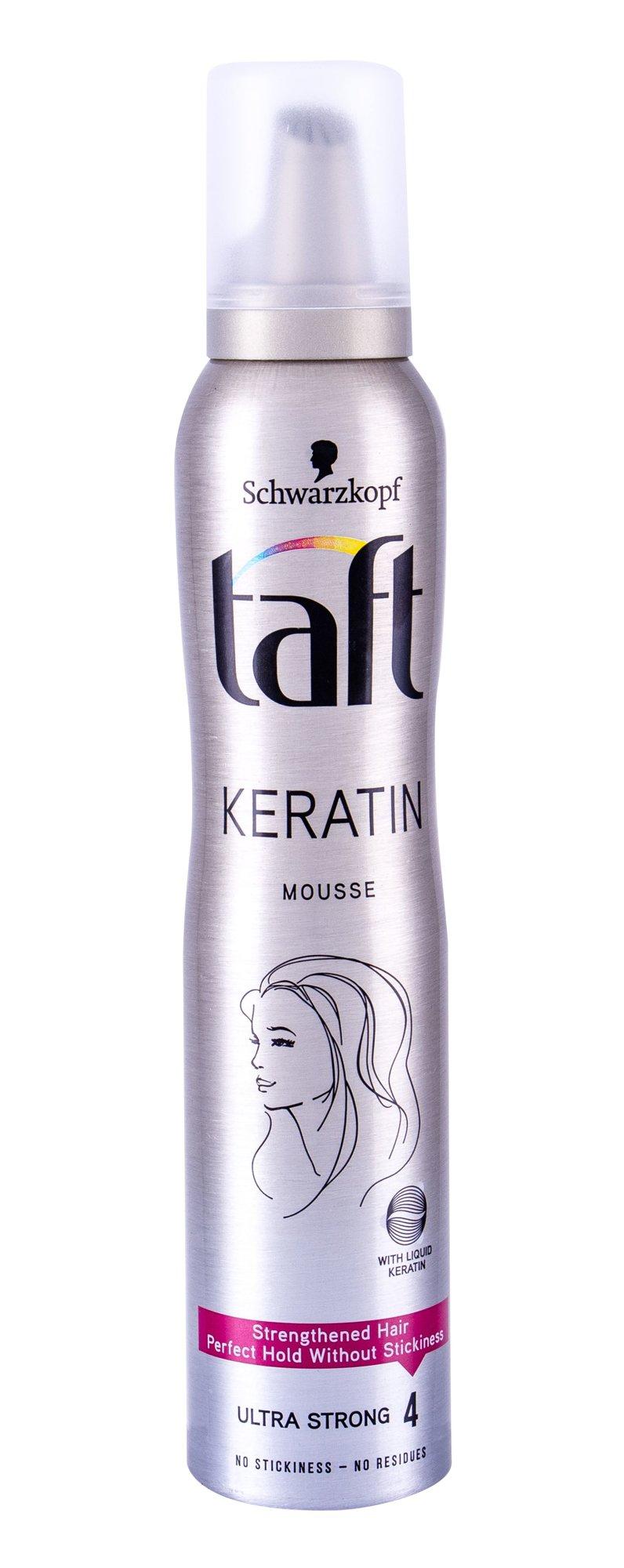 Schwarzkopf Taft Keratin - tužidlo na vlasy W Objem: 200 ml