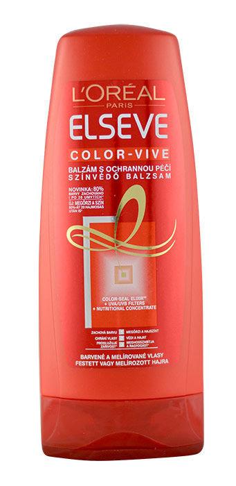 L´Oréal Paris Elseve Color-Vive - balzám na vlasy W Objem: 200 ml