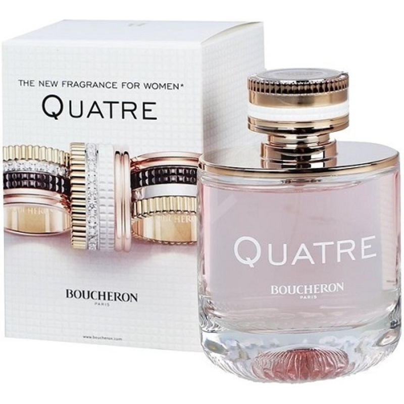 Boucheron Quatre Pour Femme - parfémová voda W Objem: 30 ml